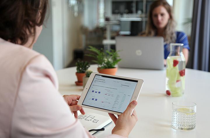 Beslisondersteunende apps van Mediquest