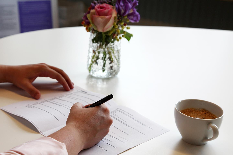 CQi vragenlijst van Mediquest invullen